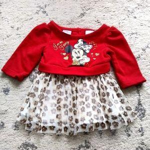 Disney Baby Minnie Mouse Newborn Dress